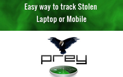 Easy way to track Stolen Laptop or Mobile