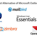 Top 5 Free Microsoft Outlook alternative email client