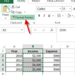 Top10 Most important Tips for Microsoft Excel