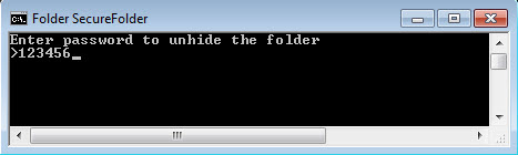 unhide folder in windows