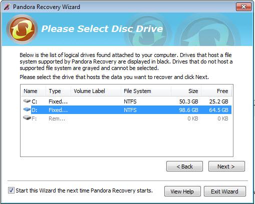 Windows recovery tool