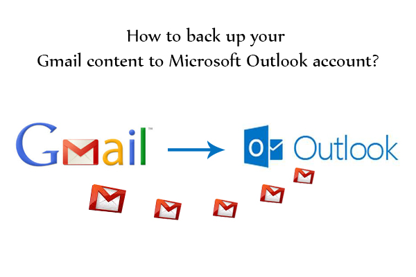 gmail to outlook
