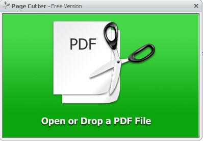 pdf page cutter