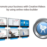 Create your brand videos using online video builder