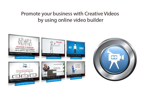 online video builder