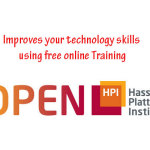 Improve your technology skills using free online Training