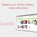 Stupeflix makes your Photo Gallery more attractive