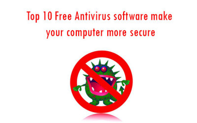 Free Antivirus Software for computer mobile devices