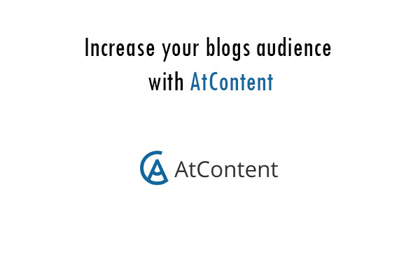 atContent get more traffic