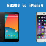 Comparison review: NEXUS 6 vs iPhone 6