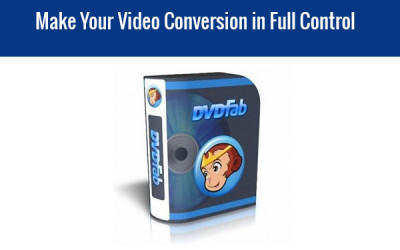 Make Your Video Conversion in Full Control