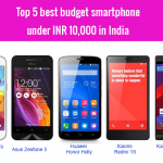 Top 5 best budget smartphone under INR 10,000 in India [March 2015]