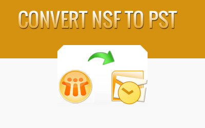 convert nsf to pst file