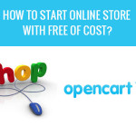 How to start online store with free of cost?