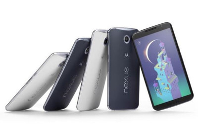 nexus 6 mobile features