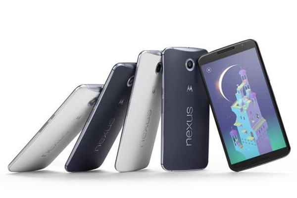nexus 6 mobile features