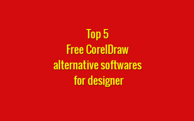 top 5 coreldraw alternative software