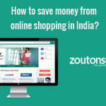 How to save money from online shopping in India?