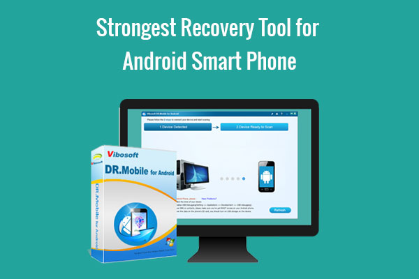 Android Data Recovery Tool - EaseUS