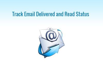 track emal delivered read status