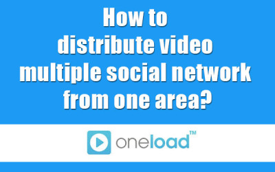 distribute video to multiple site