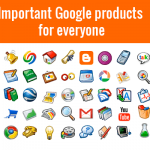 25 Most Important Google products for everyone