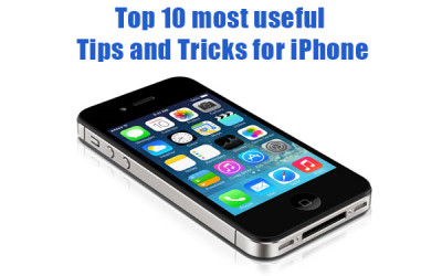 most important tips and tricks for iphone