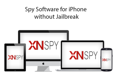 Spy Software for iPhone without Jailbreak