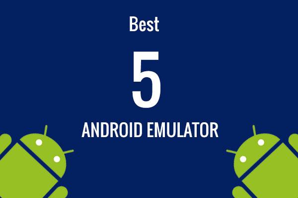 best andriod emulators