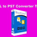 Import EML Emails into Outlook with EML to PST Converter Tool