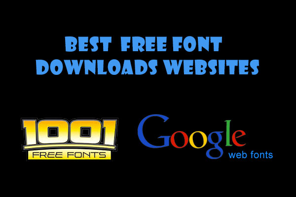 free font download website