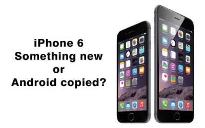iphone6 copy of Android