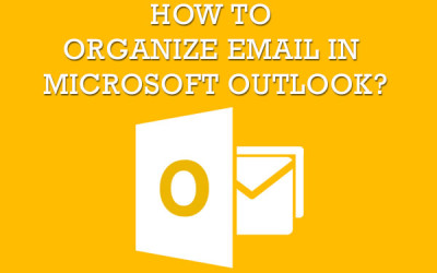 organize email in Microsoft Outlook