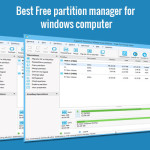 5 Best Free partition manager for windows computer