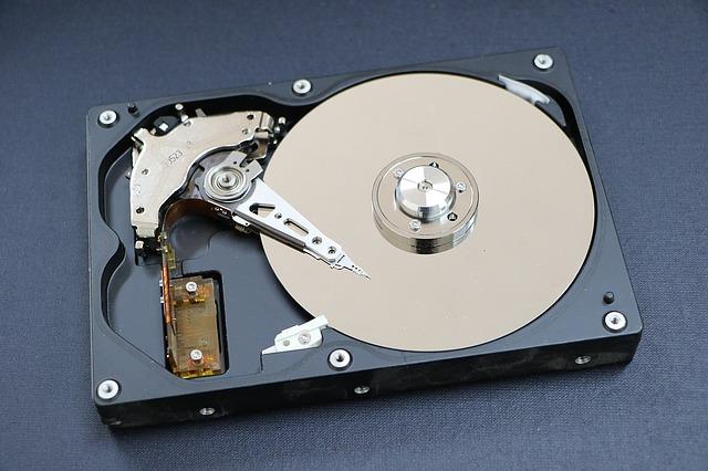 Как сделать жесткий диск как новый
