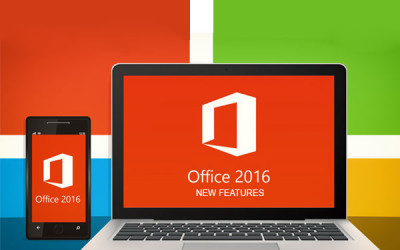 ms office 2016 new features