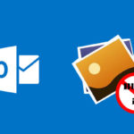 How to unblock images in Outlook Emails