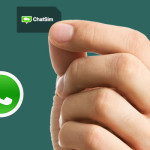 An easy way to use WhatsApp without internet connections