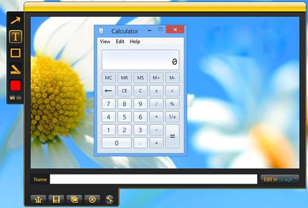 Jing screenshot capture software