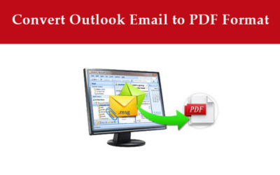 convert outlook email message to pdf file