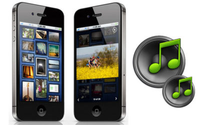 embed Audio in to Photos