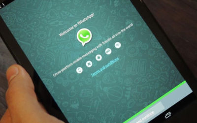 whatsapp on tablet without simcard supported