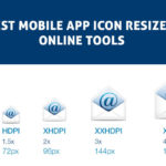 Best 5 Mobile App icon resizer online tools