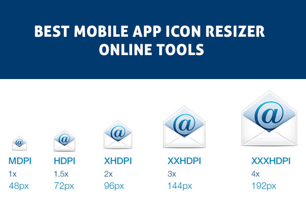 best mobile app icons resize online tools