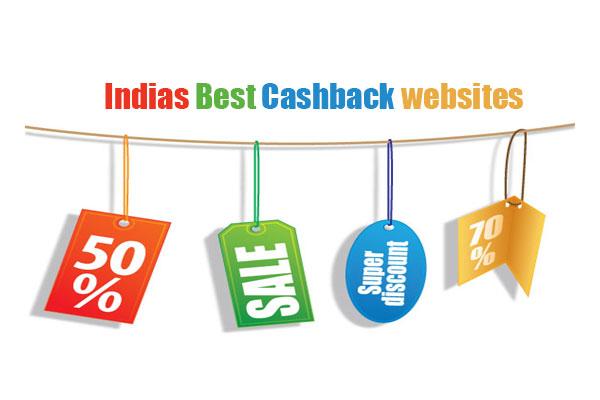 best cashback website in india
