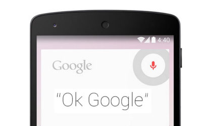ok google voice services