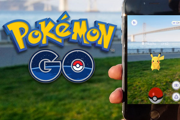 pokemon go games app