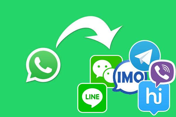 Image result for whatsapp alternative