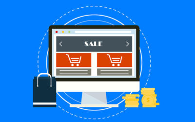 ecommerce website development features
