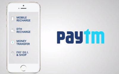 why need paytm account